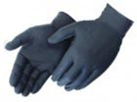 Picture of NITRILE GLOVES BLACK 4MIL LARGE 100/BOX